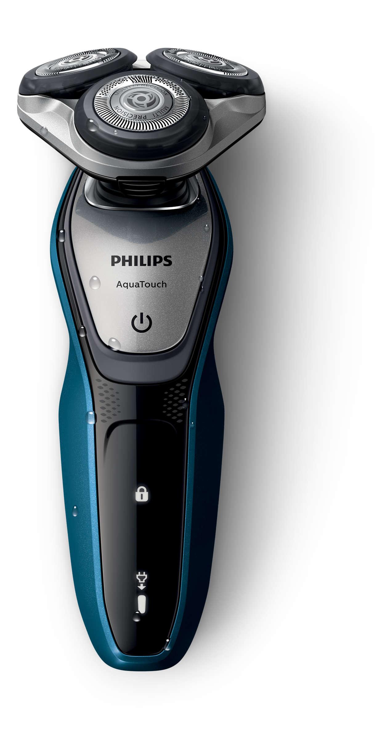 Philips Aquatouch Barbermaskin S5400 06