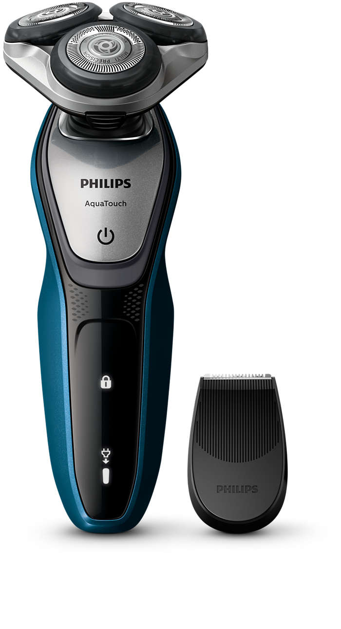 Våd eller tør, beskyttende barbering