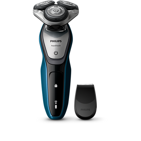 <b>Shaver Series 5000</b><br/>Less nicks and cuts