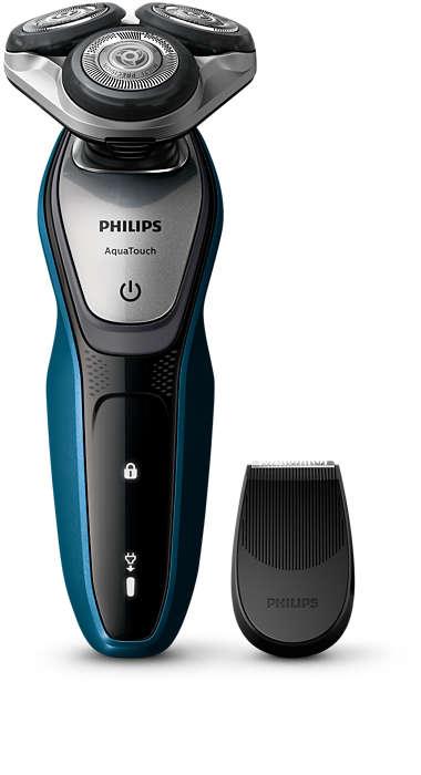 Безопасное бритье на сухой или влажной коже