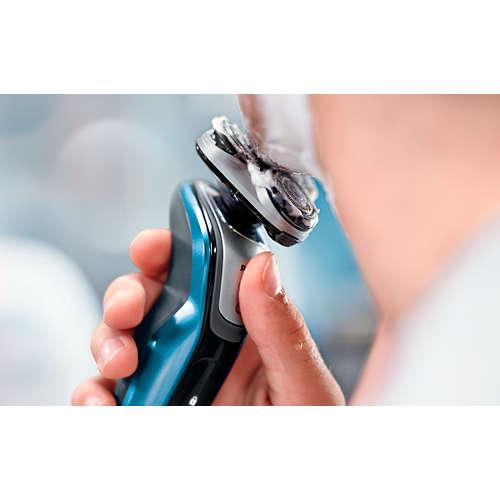 AquaTouch Rasoir électrique 100% étanche
