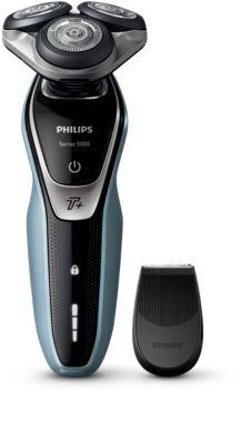 Philips Shaver series 5000 Elektrisch scheerapparaat voor nat en droog scheren S5530 06