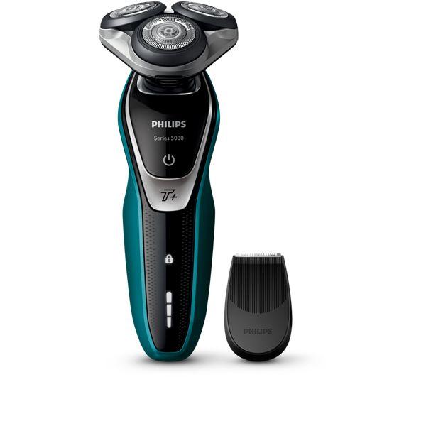 Philips S5550/06 Philips Shaver series 5000 Pánský elektrický holicí strojek Wet & Dry