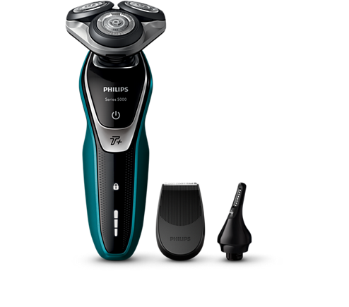 Shaver Series 5000 Wet And Dry Electric Shaver S5550 44