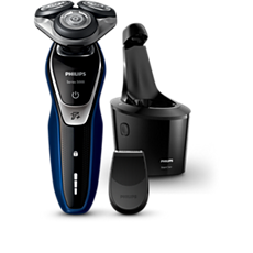 S5572/10 Shaver series 5000 Wet and dry electric shaver