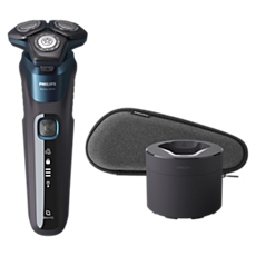 S5579/50 Shaver series 5000 Wet and Dry electric shaver