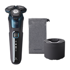S5579/60 Shaver series 5000 Wet & Dry electric shaver