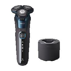 S5579/69 Shaver series 5000 Elektrisch scheerapparaat voor nat en droog scheren