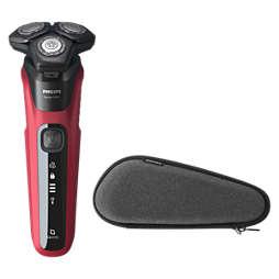 Shaver series 5000 Elektrický strojček na holenie namokro aj nasucho