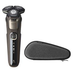 Shaver series 5000 Drėgnojo ir sausojo skutimo elektrinė barzdaskutė