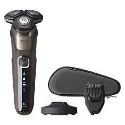 Shaver series 5000 Ηλεκτρική μηχανή για υγρό και στεγνό ξύρισμα