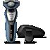 AquaTouch elektromos borotva nedves és száraz használatra