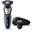 AquaTouch Rasoir électrique pour peau sèche ou humide
