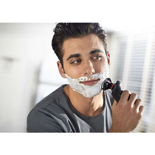 Click & Style shave and style
