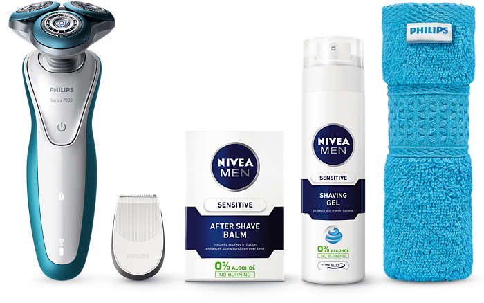 Rasatura del viso e protezione della pelle