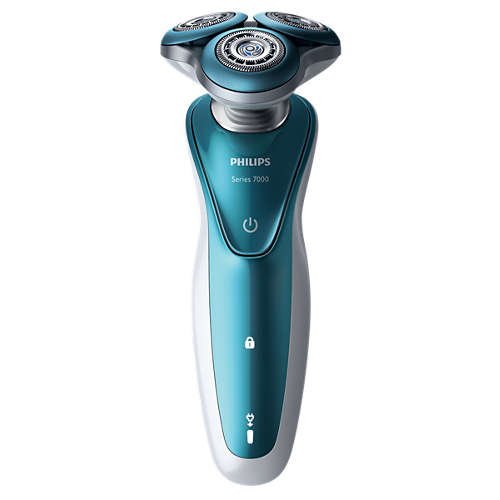 Shaver series 7000 Wet and dry electric shaver