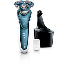 Norelco Shaver 7300 Wet & dry electric shaver, Series 7000