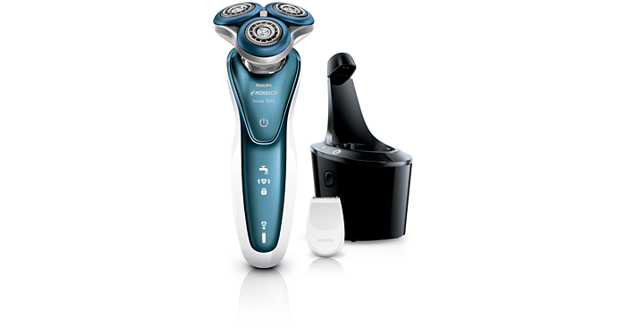 Wet & dry electric shaver, Series 7000