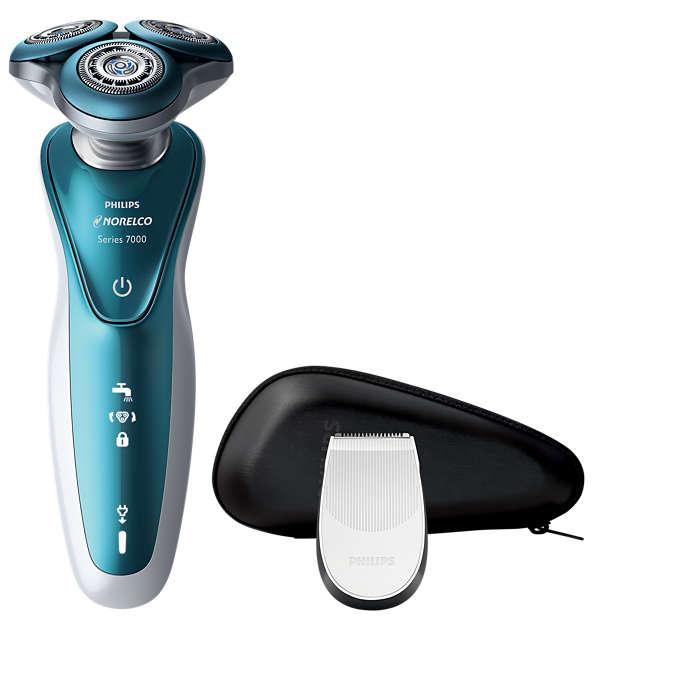 Our #1 Shaver for Sensitive Skin