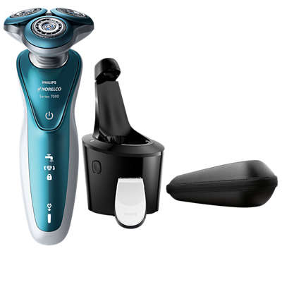 how to use philips shaver