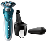 Norelco Shaver 7500 Wet & dry electric shaver, Series 7000