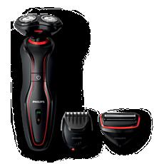 S738/17 -   Click & Style scheren, stylen en trimmen