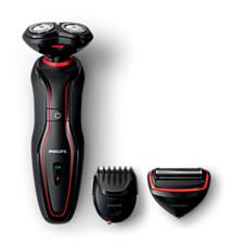 Máquinas de barbear Click and Style