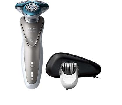 Beskytter mod irriteret hud efter barbering