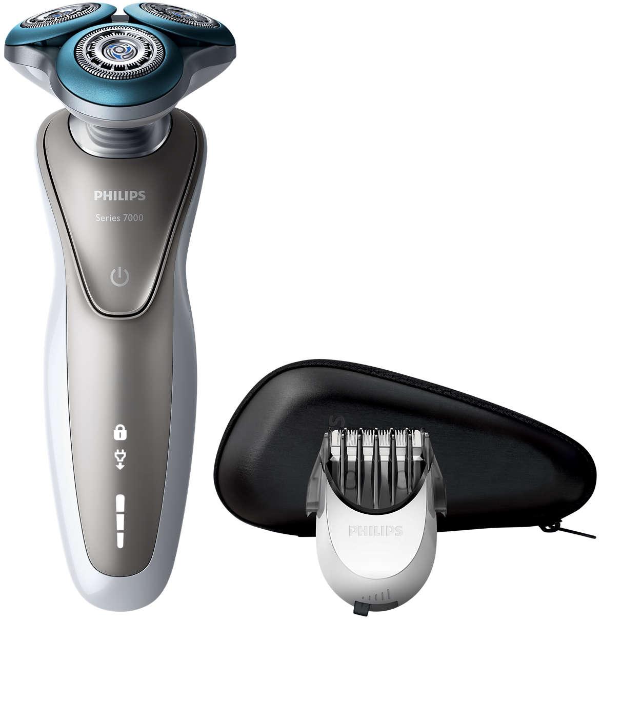 Beskytter mot irritert hud etter barbering