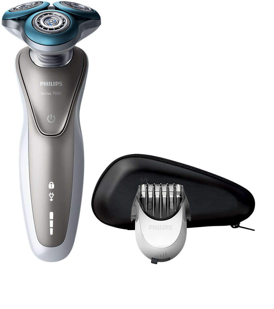 Shaver Series 7000 Islak Kuru Tiras Icin Elektrikli Tiras Makinesi