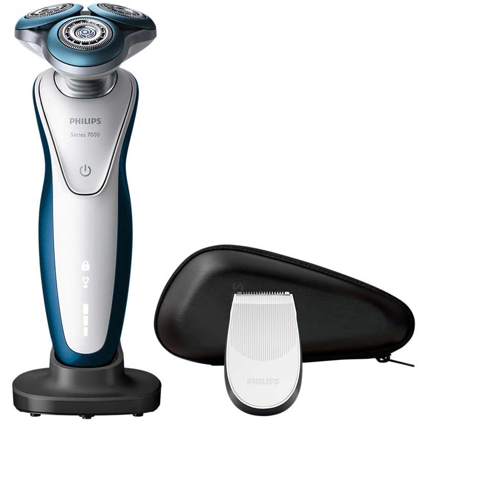Shaver series 7000 ウェット&ドライ電気シェーバー