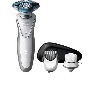 Smooth glide, sensitive shave