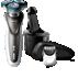 Shaver series 7000 Rasoir électrique rasage à sec ou sous l'eau