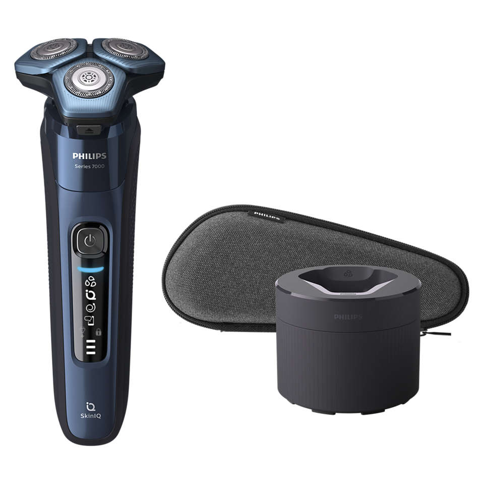 Гладко бръснене, усъвършенствана защита на кожата
