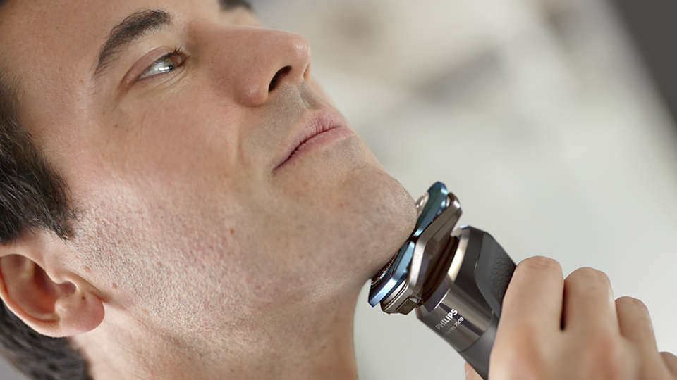 Close shave, advanced skin protection