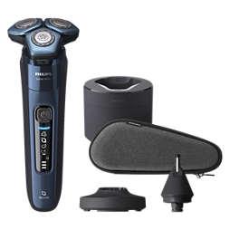Shaver series 7000 Afeitadora eléctrica Wet & Dry