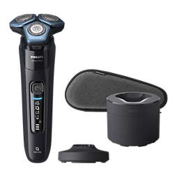 Shaver series 7000 Wet & Dry elektrisk barbermaskin