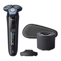 Shaver series 7000 Golarka elektryczna do golenia na mokro i na sucho