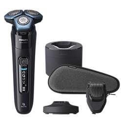 Shaver series 7000 Elektriskais skuveklis mitrai un sausai skūšanai