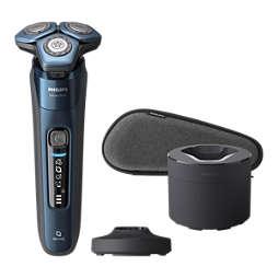 Shaver series 7000 Drėgnojo ir sausojo skutimo elektrinė barzdaskutė