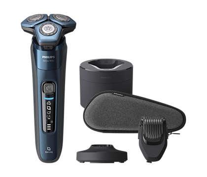 Tett barbering, avansert hudbeskyttelse
