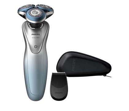 Гладкое бритье даже чувствительной кожи