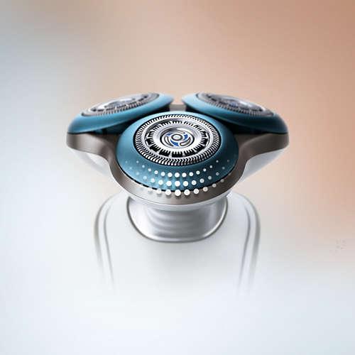 Smart Shaver Series 7000 Våt og tørr elektrisk barbermaskin