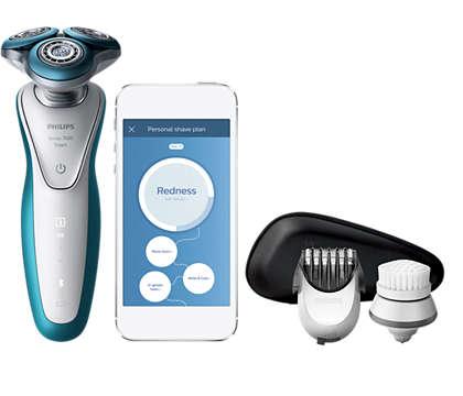 Minimise irritation, personalise your shave