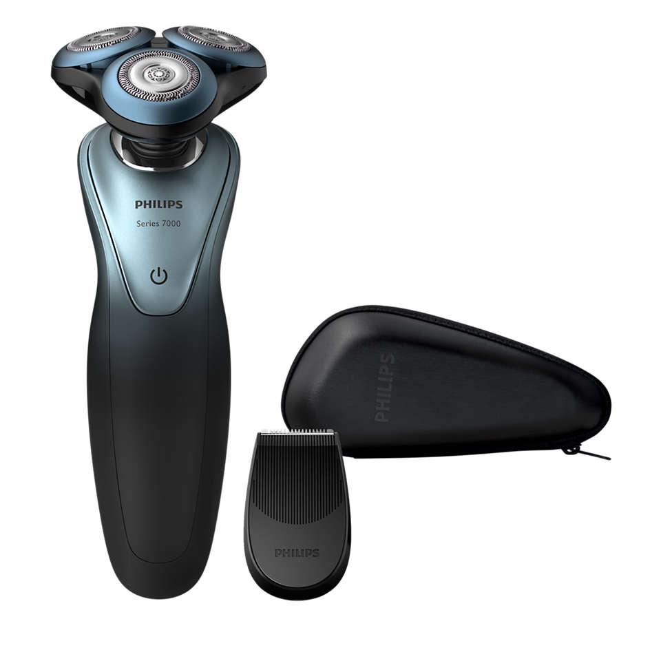 Vores bedste barbermaskine til sart hud