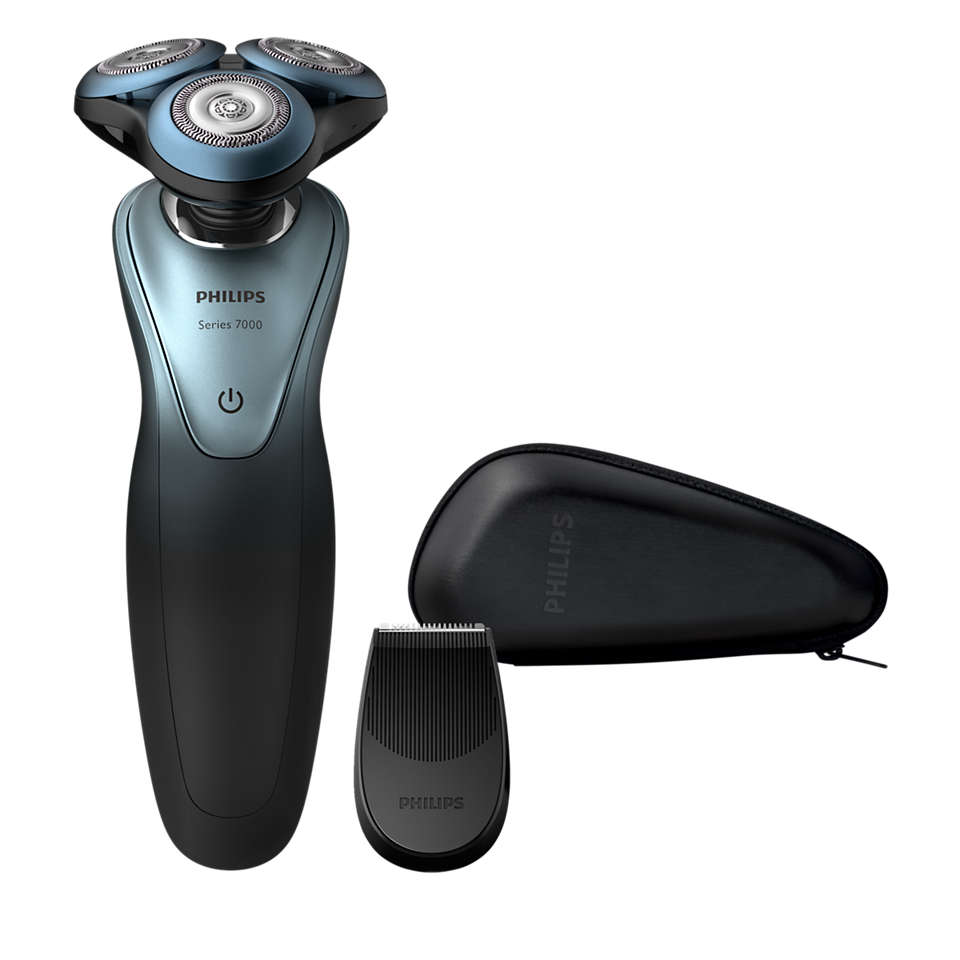 Gründliche Rasur, selbst bei empfindlicher Haut