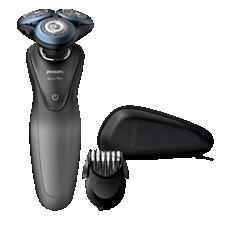 S7960/17 Shaver series 7000 Máquina de barbear elétrica a húmido e a seco