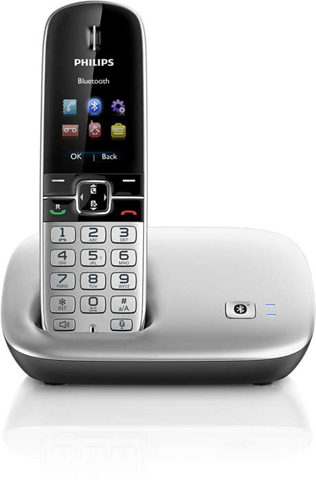 Alle oproepen, vaste lijn en mobiel, op één telefoon