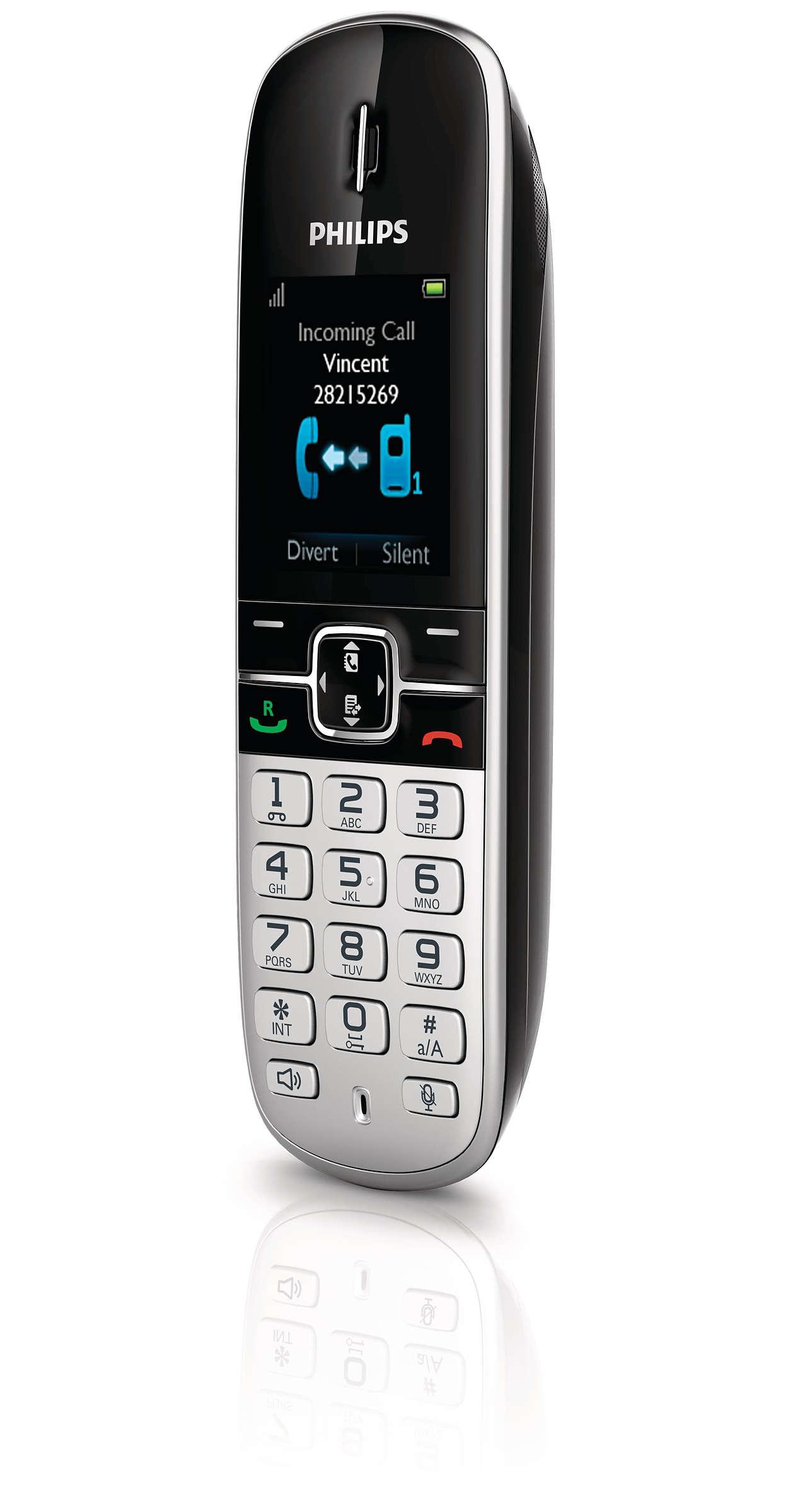 Todas las llamadas, fijas y móviles, en un teléfono