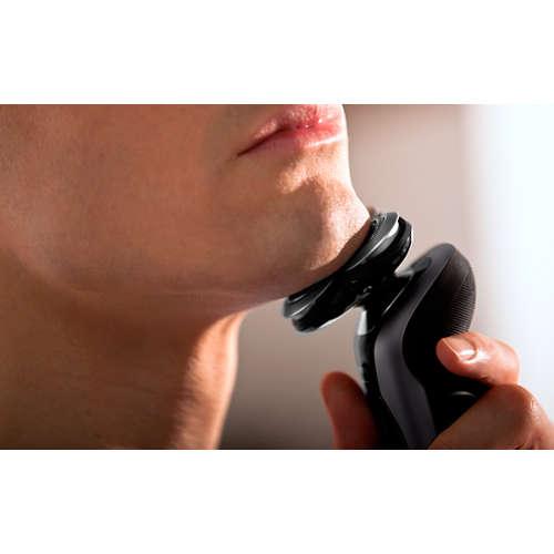 Shaver series 9000 Nedves és száraz elektromos borotva